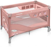 Baby Design Dream Regular multifunkciós utazóágy - 08 Pink 2019
