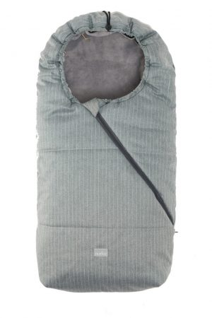 Nuvita Junior Pop bundazsák 100cm - Pinstripe Gray / Gray - 9635