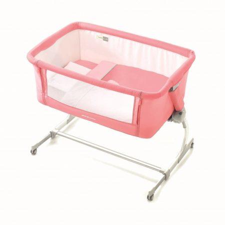 Jané BabySide szülői ágyhoz csatlakoztatható kiságy - T04 Cute 2017   !! kifutó !!